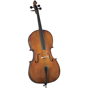 Cremona SC-130 1/2 Size Premier Novice Cello Outfit