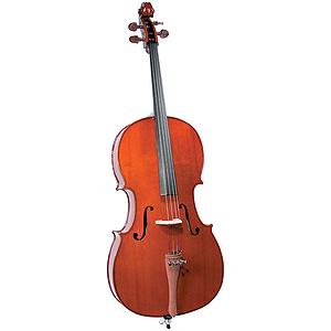 Cremona SC-165 1/4 Premier Student Cello Outfit