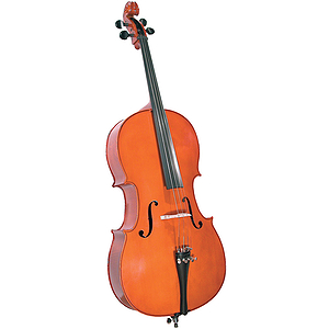 Cremona SC-200 1/2 Size Premier Student Cello Outfit