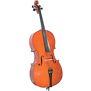 Cremona SC-200 3/4 Size Premier Student Cello Outfit