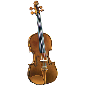 Cremona SV-150 Premier Student full size Violin with Solid Maple Back and Sides