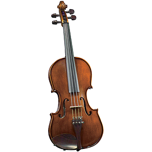 Cremona SV-165 1/2 Premier Student 1/2 size Violin Outfit