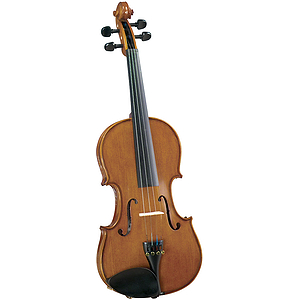 Cremona SV-175 Premier Student full size Violin with Solid Maple Back and Sides