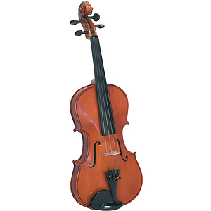Cremona SV-75 1/10 size Premier Novice Violin Outfit