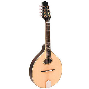 Trinity College TM-250 Celtic Mandolin - Natural