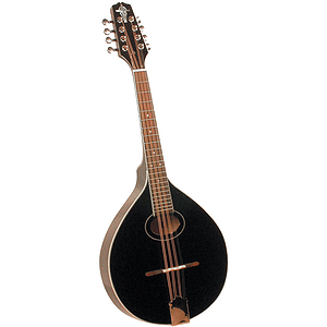 Trinity College TM-275B Celtic Mandola - Black