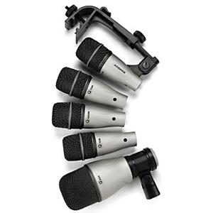 Samson DK5 5-Piece Drum Microphone Kit