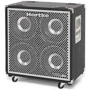 Hartke HCH410 Hydrive HX410 Bass Speaker Cabinet - 4 x 10