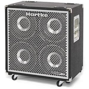 Hartke HCH410 Hydrive HX410 Bass Speaker Cabinet - 4 x 10