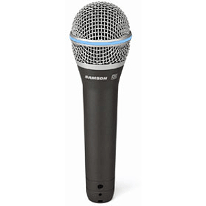 Samson Q8 Dynamic Microphone