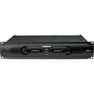 Samson Servo 200 200-watt Power Amplifier