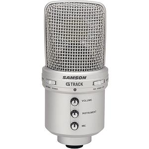 Samson G-Track - USB Microphone