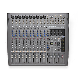 Samson Audio L1200 - 12-channel/4-bus professional mixing console
