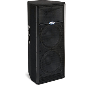 "Samson Live! 1212 - Active PA Cabinet with 2 x 12"" Drivers"