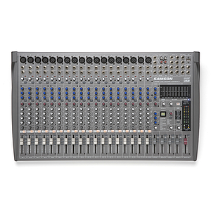 Samson Audio L2000 - 20-channel/4-bus professional mixing console