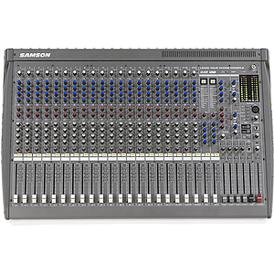 Samson Audio L2400 Live 4-Bus Mixing Console