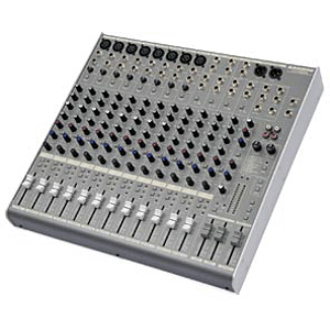 Samson MDR1688 - 16 Channel, 8 Mic/Line Mixer with DSP
