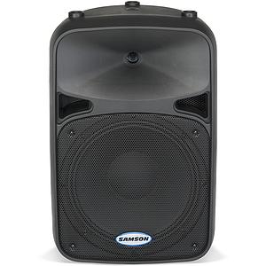 "Samson Auro D412 Active PA Cabinet - 400 watts - 12"" driver"