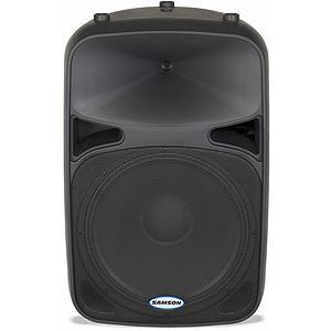 "Samson Auro D415 Active PA Cabinet - 400 watts - 15"" driver"