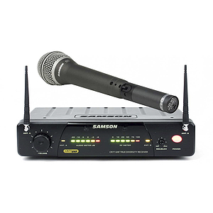 Samson Airline 77 Series Handheld Mic Wireless System - Vocal