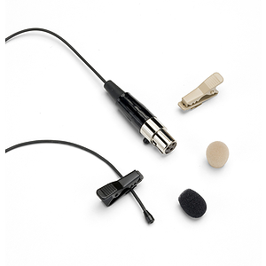 Samson LM10BX Omnidirectional Lavalier Mic with P3 connector