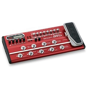 Zoom B9.1UT Bass Multi-Effects Pedal with USB (includes Cubase LE Software)