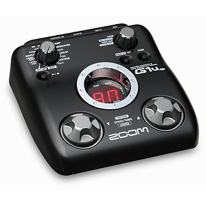 Zoom G1u - Guitar Effects Pedal + USB Interface