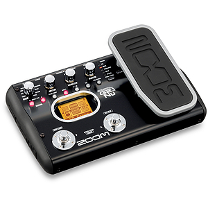 Zoom G2.1Nu - Guitar Effects Pedal with USB and Expression Pedal