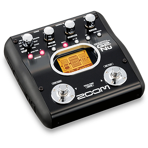 Zoom G2Nu - Guitar Effects Pedal + USB Interface
