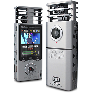 Zoom Q3HD Handheld Digital Video Recorder