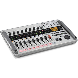 Samson R24 24 Track Multi-Track SD Recorder, Sampler & USB interface