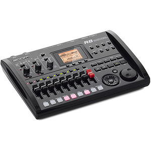 Samson R8 8 Track Multi-Track SD Recorder, Sampler & USB interface