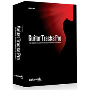Cakewalk Guitar Tracks Pro 4 Guitar Software