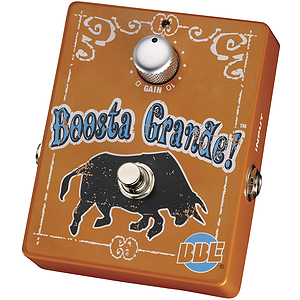 BBE Boosta Grande Clean Boost Effect Pedal