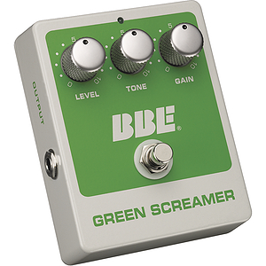 BBE Green Screamer Overdrive Effects Pedal