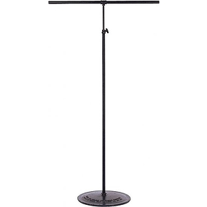 Times Square Lighting 24BS Lighting Stand - 10 ft x 1.5 in pipe w/50lb base