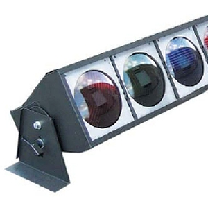 Times Square Lighting 702-6 Par38 Borderlights - 6', 12 lamp (3,4 circuit)