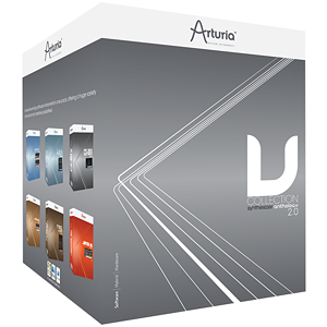 Arturia V-Collection (Vintage Synth Bundle) Vintage Software Synthesizer Collection