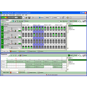 Acoustica Beatcraft Drum Machine Software for Windows
