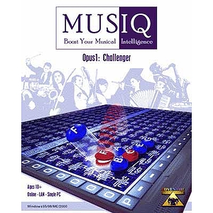 Adventus MUSIQ Opus1: Challenger (Windows)