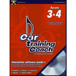 Adventus Ear Training Coach 3 &amp; 4 - for Windows