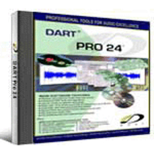 Dartech Dart Pro 24 Audio Enhancement &amp; Restoration Software
