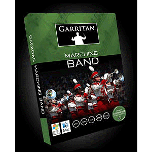 Garritan Concert & Marching Band Sample Library