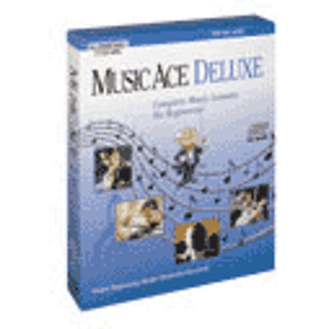 Music Ace Deluxe - Instructional Software (Mac & Windows)