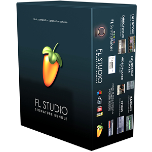 Image-Line FL Studio Signature Edition Sequencing Software