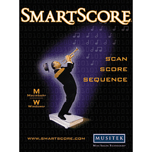 SmartScore MIDI Edition (Mac & Windows)