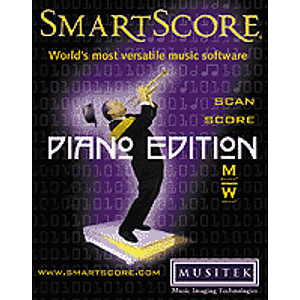 Smartscore Piano Edition (Mac & Windows)