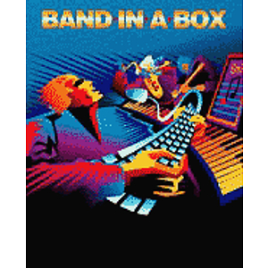 Band in a Box Blues Pak (Mac)