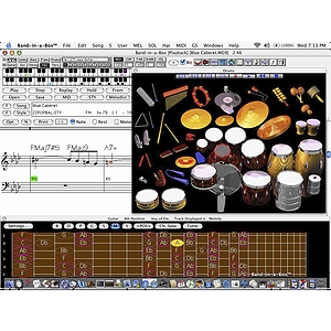 Band in a Box Pro MegaPAK for OSX (Mac)