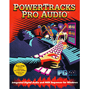 Power Tracks Pro Audio Power Pak (Windows)
